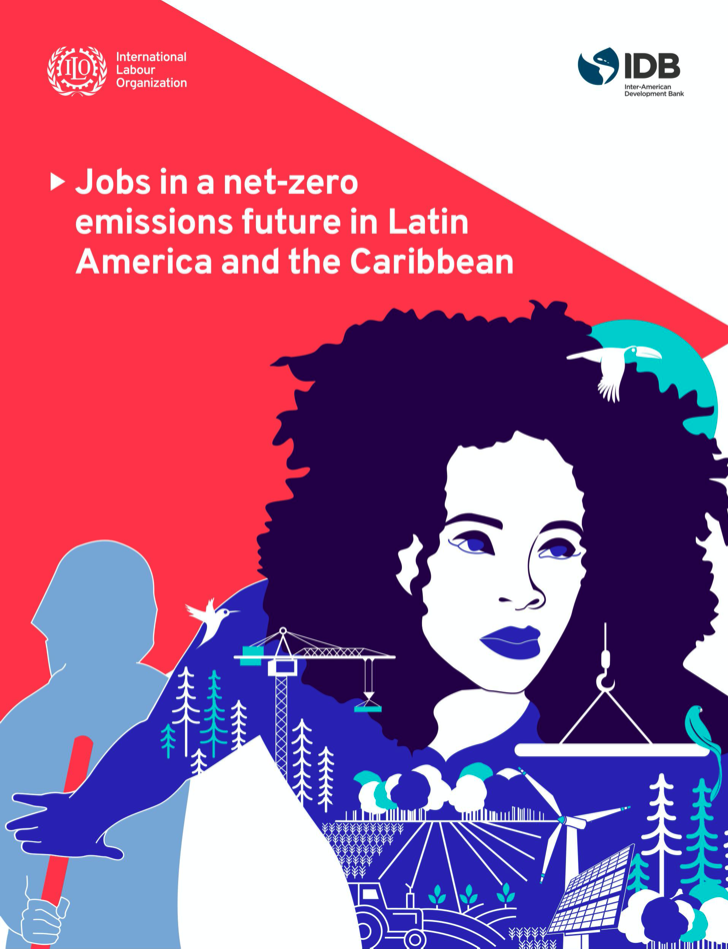 Jobs in a net-zero emissions future in Latin America and the Caribbean